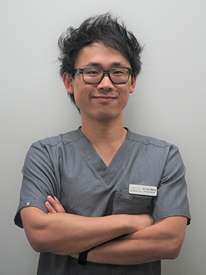 Dr Kei Shiino